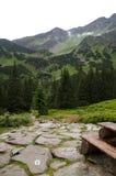West-Tatra Berge Rohace, Slowakei Lizenzfreie Stockbilder
