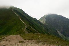 West-Tatra Berge Rohace, Slowakei Stockfotos