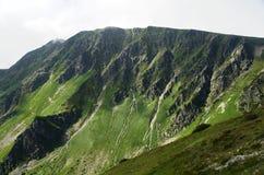 West-Tatra Berge Rohace, Slowakei Stockbilder