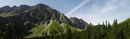 West-Tatra Berge Rohace, Slowakei Lizenzfreies Stockbild