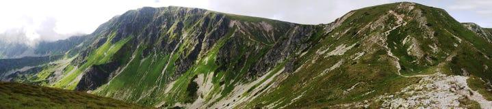 West-Tatra Berge Rohace, Slowakei Lizenzfreies Stockfoto