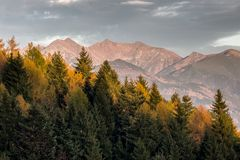 West Tatras mountains, Slovakia royalty free stock images