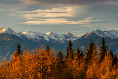 WEST TATRAS . . Royalty Free Stock Photography