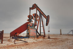 West Texas PumpJack Royalty Free Stock Images