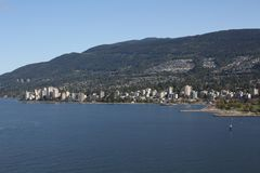West Vancouver, British Columbia, Canada Stock Image