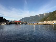 West- Vancouver, Brits Colombia, Canada stock fotografie