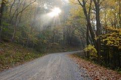 West viginia autumn Stock Image
