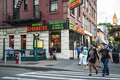 West Village NYC Stock Photography