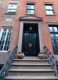 West Village, NYC, USA. Stock Images