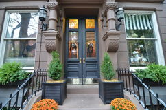 West Village, NYC, USA. Royalty Free Stock Image