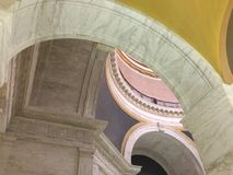 West Virginia Capitol royalty free stock photo