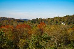 West Virginia Country side royalty free stock images