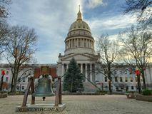 West Virginia State Capitol Royalty Free Stock Photo