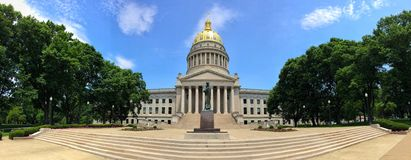 West Virginia State Capitol Stock Photography