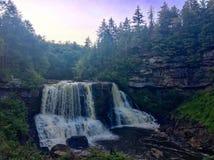 West-Virginia Water Fall stockbild