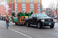 Free West Wind Motorcade In Winter Carnival Stock Photo - 66267320