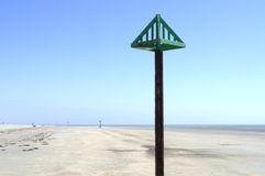 West Wittering Beach Royalty Free Stock Photos