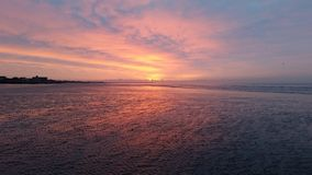 West Wittering Sunset Stock Photos