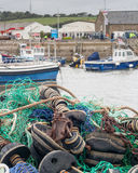 Westbay港口 库存图片