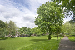 Westbourne Green park Royalty Free Stock Image