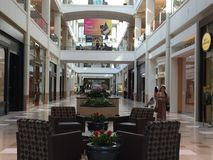 The Westchester mall in White Plains, New York Stock Image