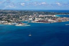 westcoast Барбадосских островов стоковое фото