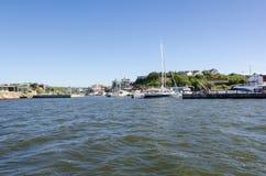 Westcoast Швеции вне Гётеборга Стоковое Изображение