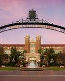 Westcott Plaza en el estado de la Florida Imágenes de archivo libres de regalías