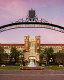 Westcott Plaza at Florida State Royalty Free Stock Images