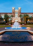Westcott Plaza at Florida State royalty free stock images