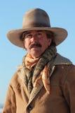 Westcowboy Lizenzfreie Stockfotos