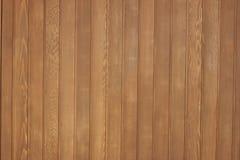 Westelijk rood ceder houten paneel Stock Afbeeldingen