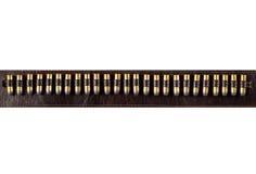 Westelijke kogels Stock Fotografie