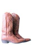 Westelijke Laarzen Royalty-vrije Stock Fotografie