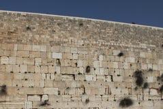 Westelijke muur Royalty-vrije Stock Afbeelding