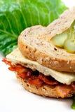 Westelijke Sandwich Stock Foto's