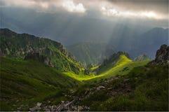 Westelijke Tatras polen Royalty-vrije Stock Foto's