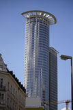 Westend Tower, Frankfurt Royalty Free Stock Photography