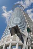 Westend Tower Frankfurt Royalty Free Stock Image