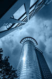 Westend tower skyscraper. Royalty Free Stock Photography