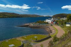 Wester Ross Stock Image