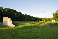 Westerbork Transit Camp Ground (WWll) Stock Photo