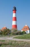 Westerheversand, Schleswig-Holstein, Alemania fotografía de archivo libre de regalías