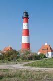 Westerheversand,Schleswig-Holstein,Germany Royalty Free Stock Photography