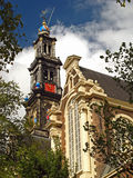 Westerkerk 01 Royalty Free Stock Image