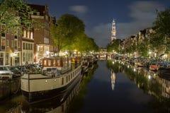 Westerkerk zdjęcie royalty free