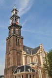 Westerkerk - Amsterdam Stock Photo