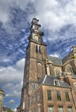 Westerkerk Amsterdam Stock Photos