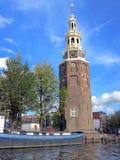 Westerkerk, Amsterdam Stock Afbeelding