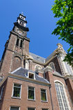 Westerkerk in Amsterdam, Netherlands Royalty Free Stock Photos
